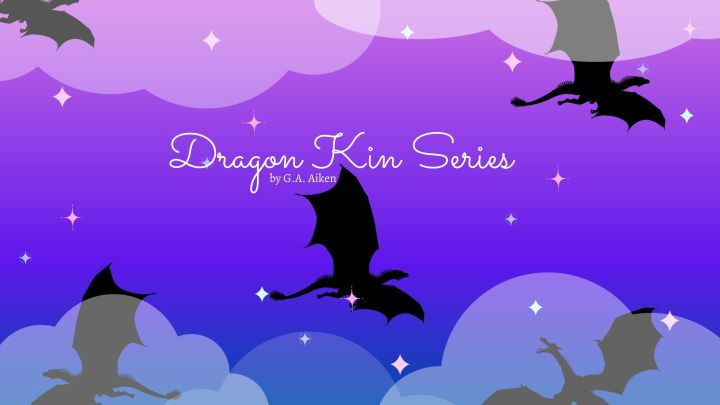 Dragons, Dragons, and more Dragons – Dragon Kin Series by G.A. Aiken