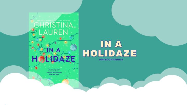 After Halloween comes Christmas. Right? – In A Holidaze BookRamble